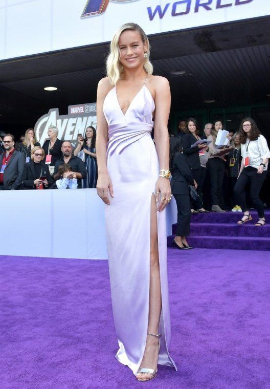 La Capitana Marvel, Brie Larson.