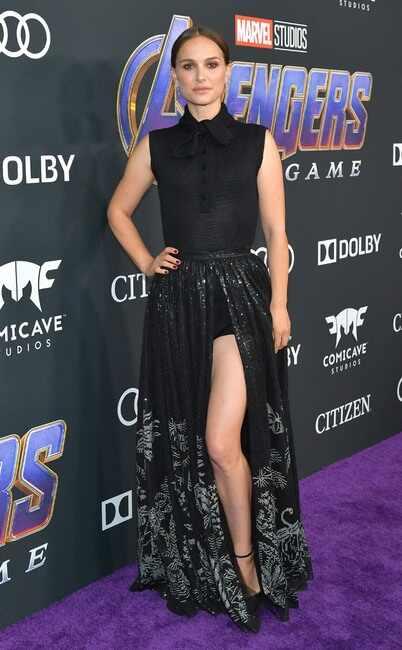 Natalie Portman, es Jane Foster de Thor.
