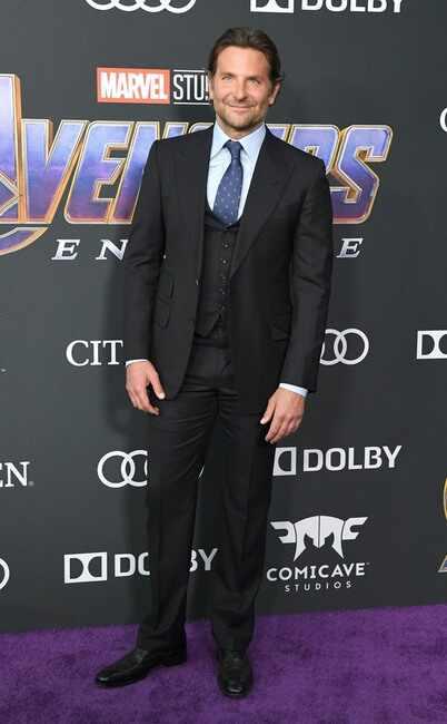 Bradley Cooper, la voz de Rocket Racoon.